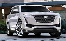 2019 cadillac escalade redesign 2020 cadillac escalade is almost production ready 2020