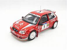 Ixo Ram226 1 43 Citroen Saxo S1600 Kit Car No 1 Winner