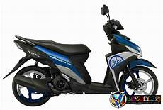Modifikasi Motor Mio M3 by Modifikasi Mio M3 Warna Biru Modifikasi Motor Kawasaki