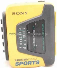 Walkman Fm Am Sports Wm Af59 Radio Sony Corporation