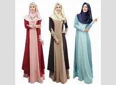 Abaya Turkish Women Clothing Muslim Dress Islamic Jilbabs
