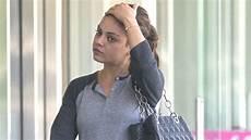 Mila Kunis Ungeschminkt Und Trotzdem Sch 246 N Promiflash De