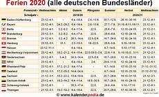 faschingsferien bayern 2020 ferien 2020 in deutschland alle bundesl 228 nder