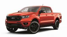 2019 ford ranger adds black appearance package roadshow