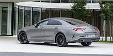 2018 Mercedes Cls Revealed Photos