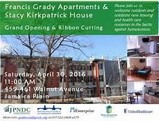Sumner Hill House Apartments Jamaica Plain by Francis Grady Apartments Grand Openingjamaica Plain News