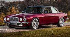 Timeless 1970s Jaguar Xj Coupe Gets A Makeover
