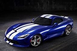 2013 Dodge Viper Blue