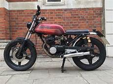 Honda Cb125t Cafe Racer honda cb125t brat cafe racer in battersea gumtree