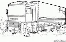 Malvorlagen Lkw Mercedes Malvorlagen Lkw