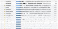 ich erhalte mehrmals pro woche email best 228 tigungen