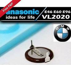 panasonic vl2020 rechargeable battery for bmw key fob 3 5