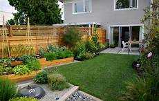 Contemporary Raised Garden Beds Tucked Edges Raised