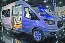 ford transit skyliner concept new york auto show 2014