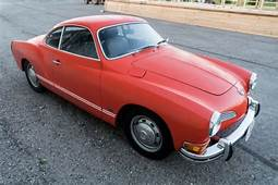 1974 Volkswagen Karmann Ghia Coupe  Classic