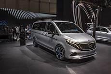 2019 mercedes concept eqv top speed
