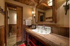 Badezimmer Ideen Holz - rustic bathroom ideas inspired by nature s