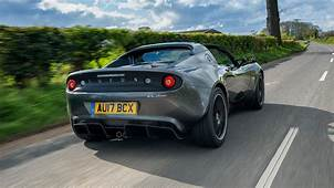 Lotus Elise Sprint 220 2017 Review By CAR Magazine