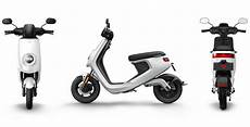 Niu M Series M1 Pro Electric Moped Scooter 2019
