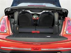 mini cooper convertible picture 85 of 116 boot trunk