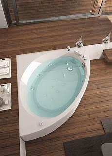modernes bad eckbadewanne whirlpool hafro
