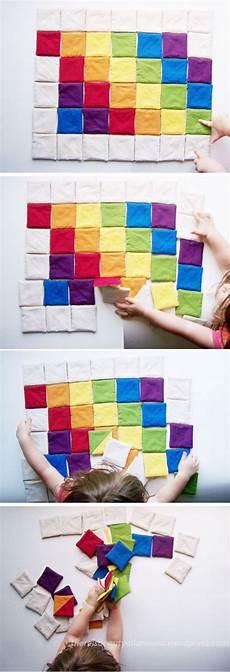 Tangram Kinder Malvorlagen Tutorial Tutorial Tangram Esque Fabric Puzzle Mit Bildern