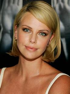 photo gallery of charlize theron bob hairstyles viewing 7 of 15 photos