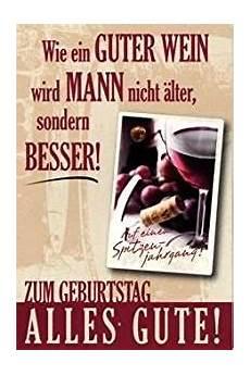 Lustige Sprüche Geburtstag Mann - carte d anniversaire avec inscription en allemand motif