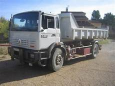 location camion benne liroll renault 19t