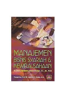 toko buku rahma manajemen bisnis syariah kewirausahaan