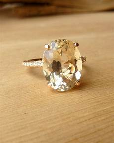 wedding rings not diamond 27 non diamond engagement rings that sparkle just as bright