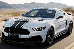 What The DROOL 2016 Ford Shelby GTR 350 Photo