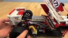 Lego Technic 42000 Grand Prix Racer Power Function Demo