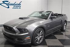 2014 ford mustang gt convertible for sale 76936 mcg