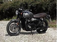 Bonneville T120 Black Thruxton R Ride Review Canada Moto