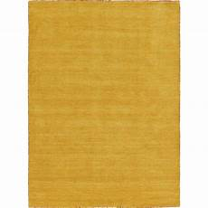 Gold Solid Rugs