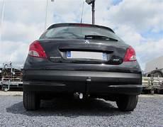 Produits Attelage Peugeot 207 Remorques
