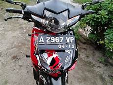 Modifikasi Motor Revo Fit 2018 by Gambar Modifikasi Stiker Motor Revo Fit Modif Sticker
