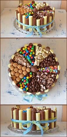 Ninas Kleiner Food Disco Geburtstagsparty Kuchen