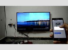 smart tv with chromecast