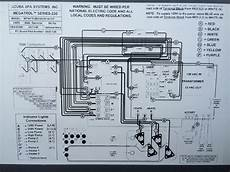Spa Spa Motor Wiring Diagram