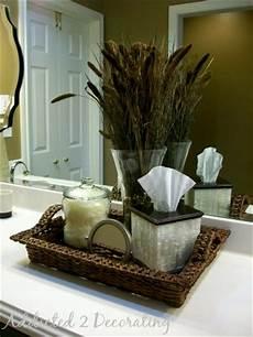 Decorating Ideas For Bathroom Counter by Gwen S Master Bathroom