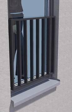 französischer balkon modern gel 228 nder fur innenbereich metall einfahrts barren