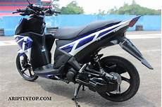 Modifikasi Aerox 125 by Modifikasi Yamaha Aerox 125 Lc Livery Moto Gp Bisa Jadi