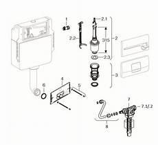 cassetta incasso geberit rintracciare i ricambi di una cassetta ad incasso geberit