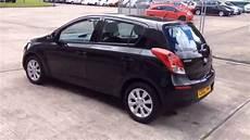 Hyundai I20 Schwarz - hyundai i20 style black 2012