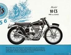 ajs 1956 18cs catalogue
