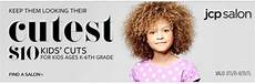 10 back to school kids haircuts at jcpenney salons through august 31st with coupon