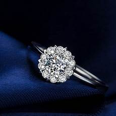 very cheap real engagement rings