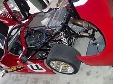 Subaru Mid Engine